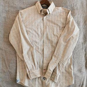 Men's Daniel Cremieux plaid button down shirt